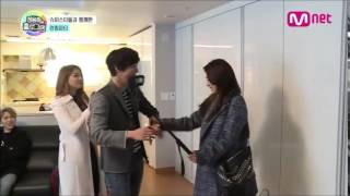 #Hologram ShinHye visita a YongHwa Sub esp