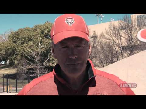 Spring Football 2016: Head Coach Bob Davie - Day 7