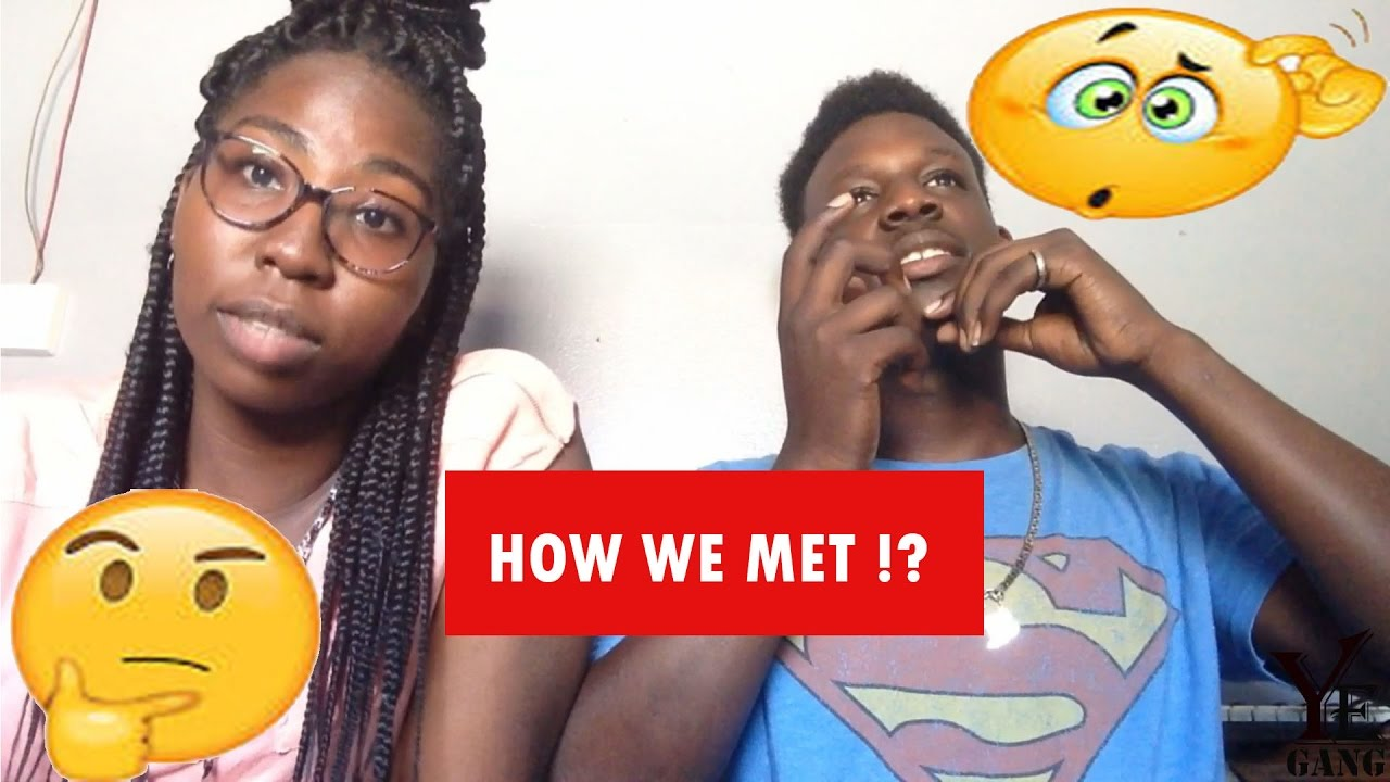 how did we meet picture