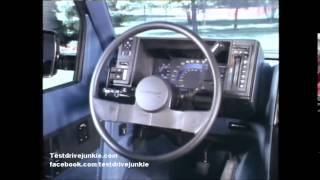 1985 Chevrolet Astro Promo1