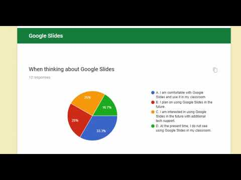 You can now copy a chart from a Google Form and paste it in a Slide or Gmail