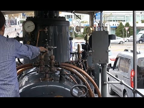 The Bern Vintage Steam and Electric Tram Tour – Part 1
