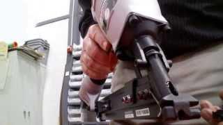 install trex clip on tiger claw gun