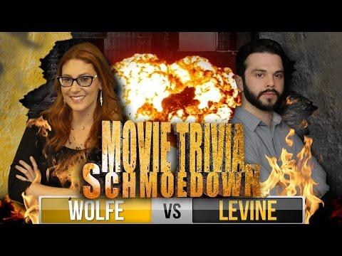Movie Trivia Schmoedown  Clarke Wolfe Vs Samm Levine