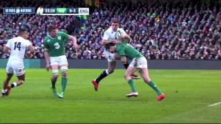 Gerry Scrumley commentates on Ireland v England, 6 Nations!