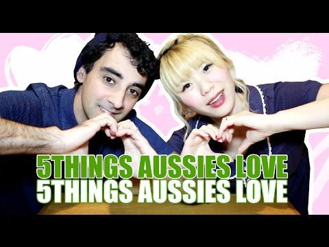 5 THINGS AUSTRALIANS LOVE - CULTURE DIFFERENCES