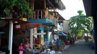 El Salvador: La Libertad y algunas de sus playas: El Zonte, El Tunco y por supuesto El Obispo...