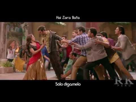 Ghagra - Yeh Jawani Hai Deewani - subtitulado al español