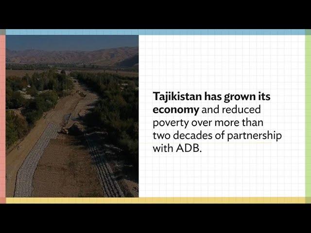 ADB Climate Change Assistance Works. Just Ask Tajik Engineer Nuriddin Odinaev