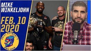 Mike Winkeljohn grades Jon Jones' performance at UFC 247 | Ariel Helwani's MMA Show