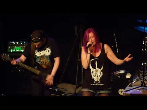 Secrets Of Mariana - Queen Of Hearts Vs The Joker (live @ The Box Hilvarenbeek 07.07.2019)