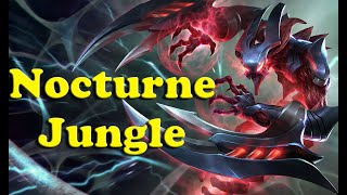 Season 8, Nocturne Jungle, Full Game Commentary!