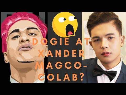 DOGIE AT XANDER MAGCO-COLAB?! MOBILE LEGENDS: BANG BANG (PHILIPPINES)