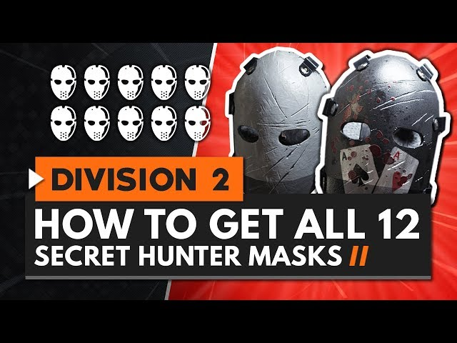 Ghost mask division 2