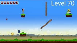 Knock down Level No 70 || knowk down highest level  || knock down game play || #knockdown screenshot 1