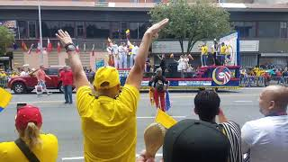 Colombia Independence Day Parade - Queens, NY 7/22/2018