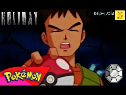 Ash VS Brock - Pewter Gym (AMV)