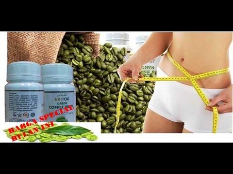 hebatnya green coffee extox untuk menurunkan berat badan