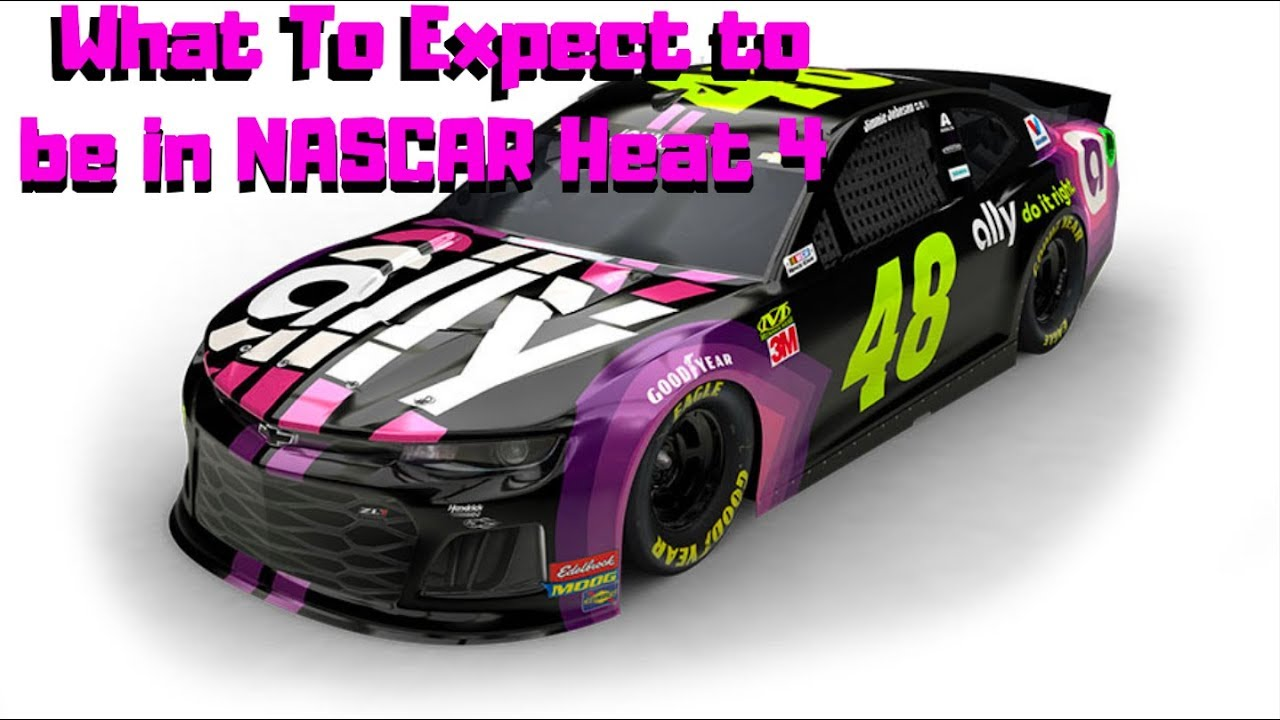 What to Expect to be in NASCAR Heat 4 - YouTube 13ab43cf90