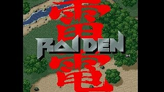 PSX Longplay [289] The Raiden Project (Part 1 of 2)