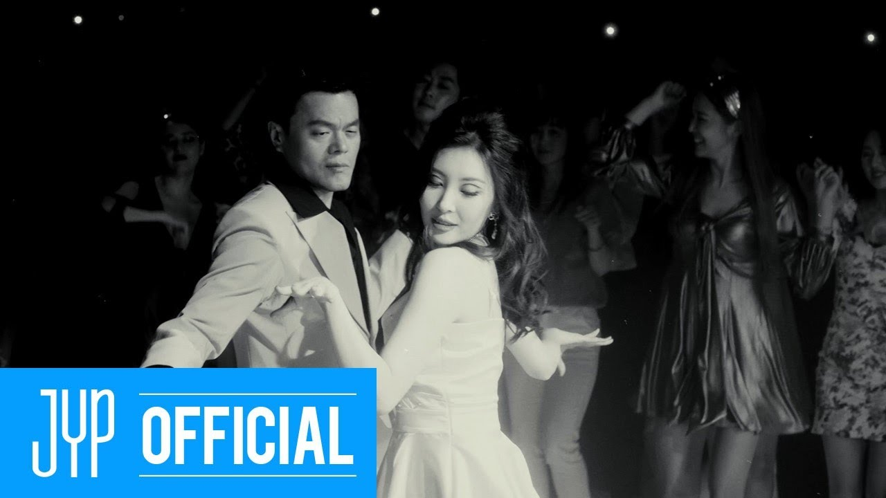 "박진영 (J.Y. Park) ""When We Disco (Duet with 선미)"" Teaser Video 2"