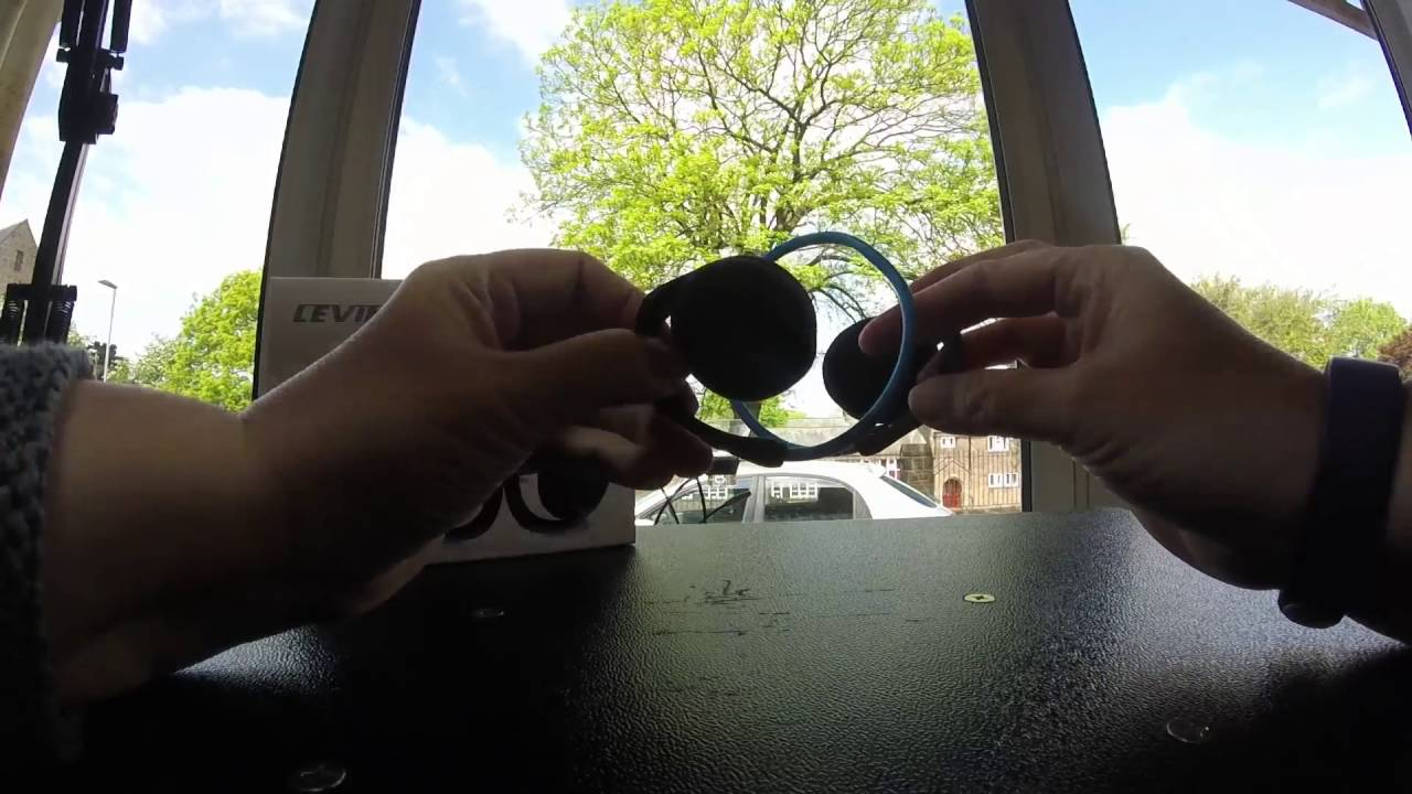 Review of the Levin Sports Bluetooth Headset