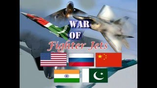 fighter jet war among f 22 raptor pak fa j 20 hal tejas thunder 17