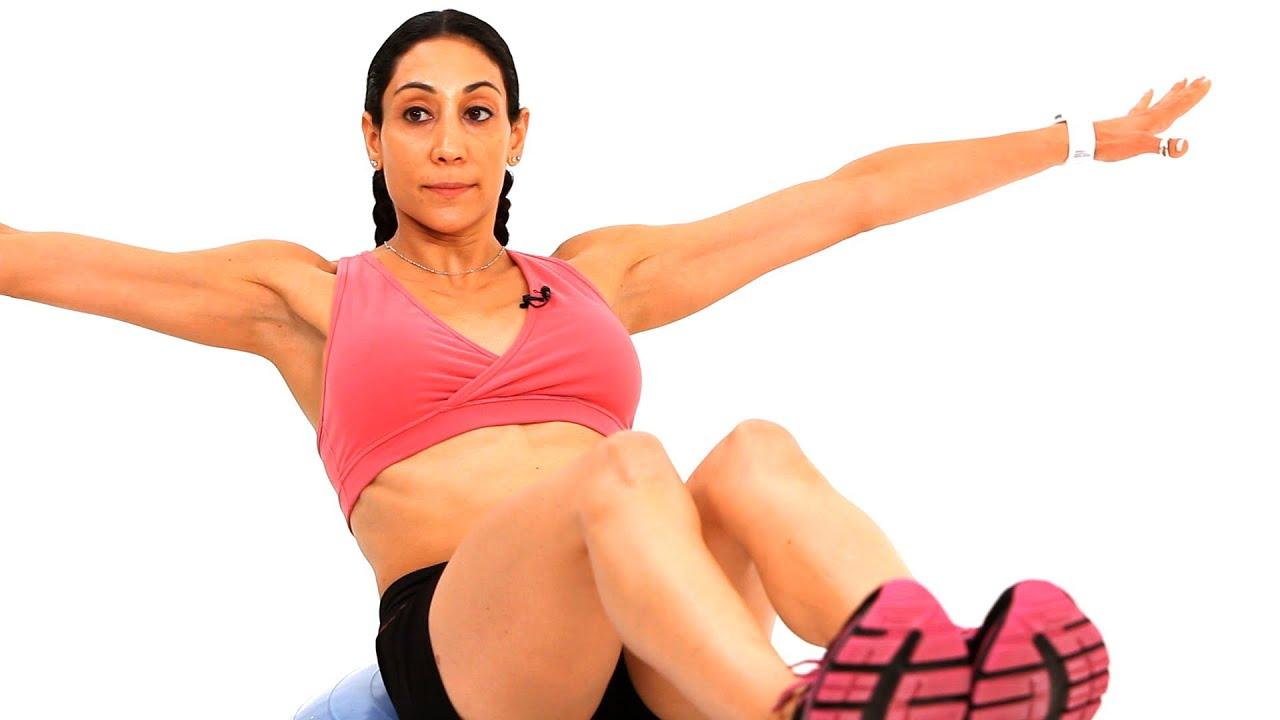 5 Best Ab Exercises | Bosu Ball Workout