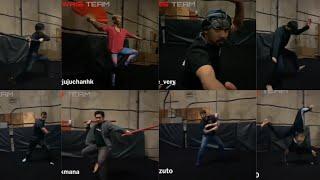 WU ASSASSINS NETFLIX | Cast & stunt choreography | UWAIS TEAM