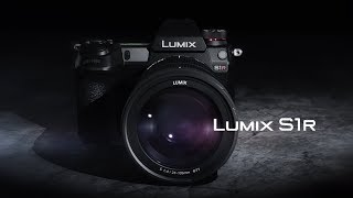 Panasonic Lumix  S1R DC-S1R Body Only GARANSI RESMI