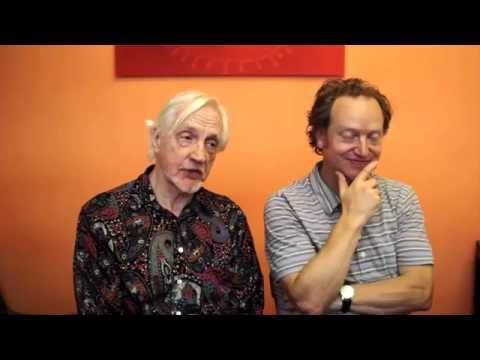 My Perfect Mind - Interview with Kathryn Hunter, Paul Hunter and Edward Petherbridge