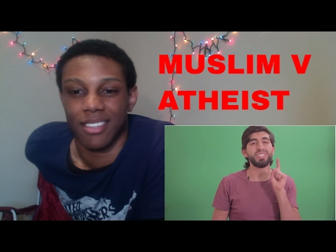 MUSLIM VS ATHEIST | RESPONSE | #JihadOnIgnorance Reaction/Commentary