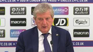 Hodgson lauds five-star Palace