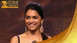 Zee Cine Awards 2008 Most Promising Debut Female Deepika Padukone