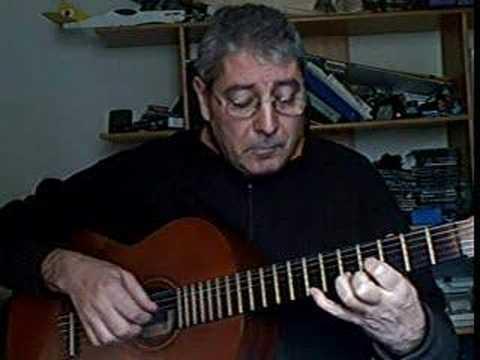 El vito - classical guitar