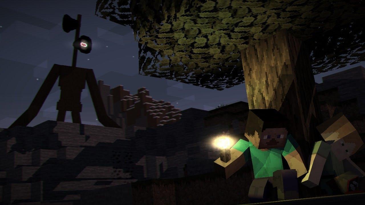 Minecraft nunca habia sido tan dificil :,v
