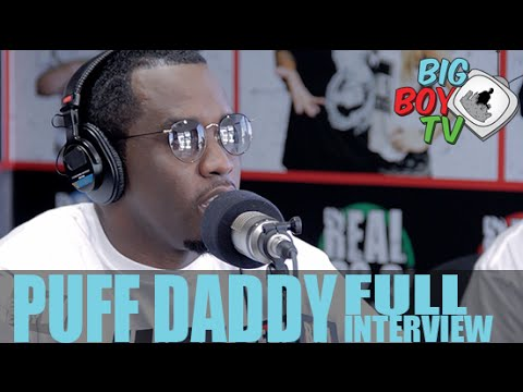 Download Puff Daddy Talks About The UCLA Incident, Bad Boy Records, And More! (Full Interview)   BigBoyTV