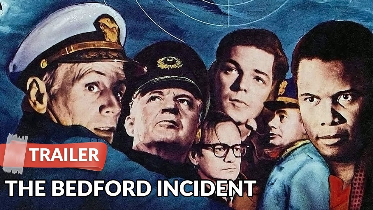 War Movie : The Bedford Incident (1965)