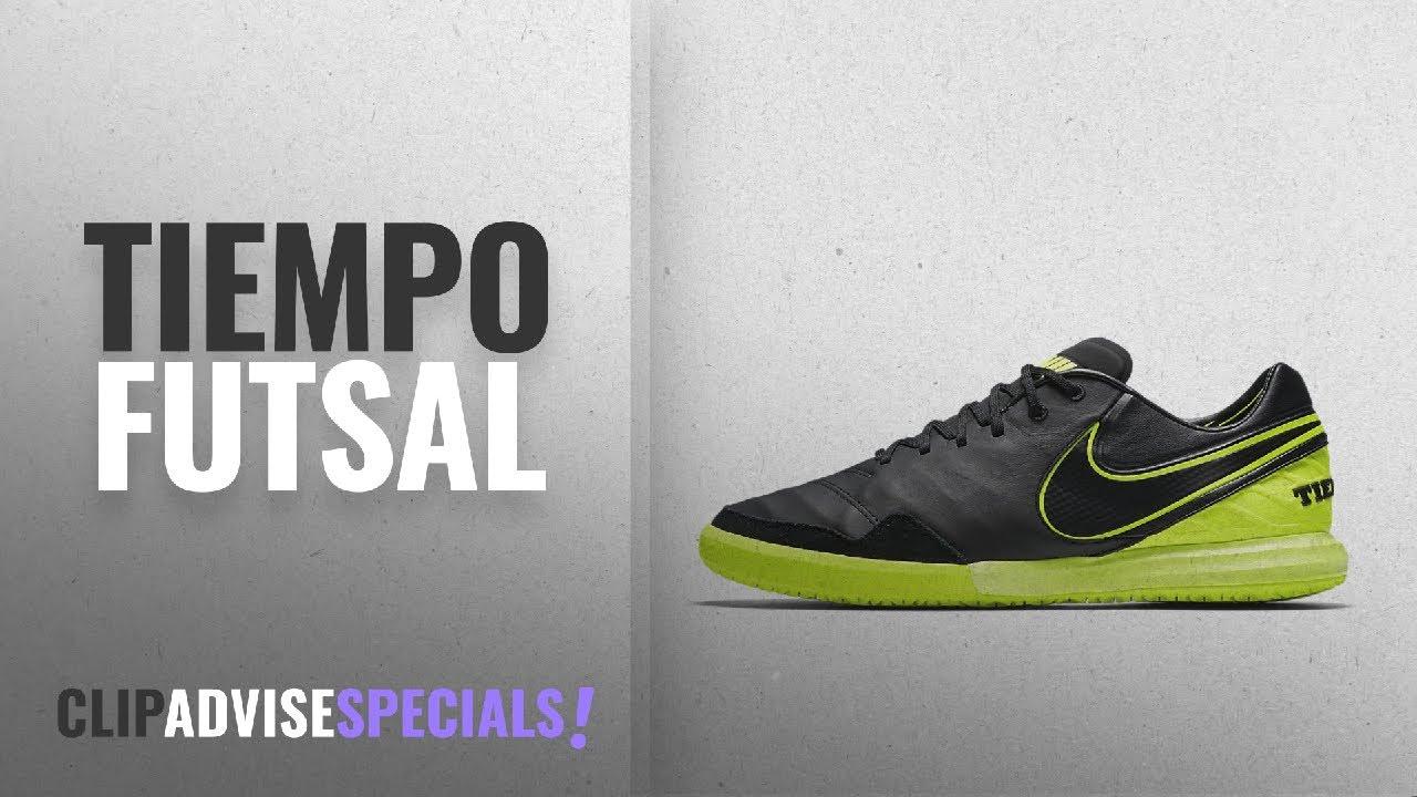 Top 10 Tiempo Futsal  2018   NIKE Men s Tiempox Proximo IC Indoor ... ca8299a30fcf4