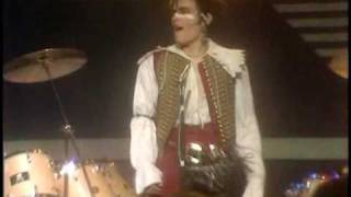 Adam & The Ants - Ant Music (TOTP 81)