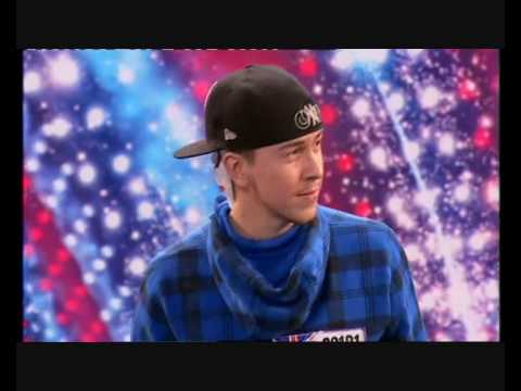 Видео, TOBIAS MEED DANCER  IMPRESSES THE JUDGES ON BRITAINS GOT TALENT