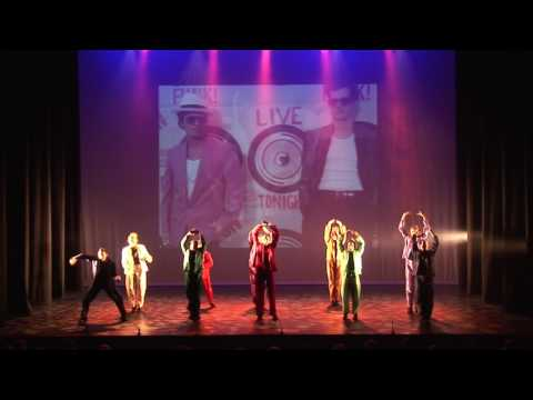 Cre8ive Dance Academy - Feel Right/Uptown Funk - 2015