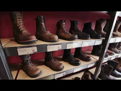 Red Wing Shoes Presents: HassleFree® Safety Footwear Program Overview