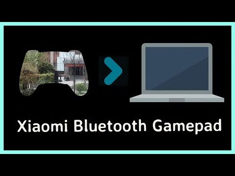 Connect Xiaomi Gamepad To PC - How To