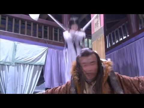Xiaolongnü Versus Taoists & Jin Lun: Return of the Condor Heroes 2006 ep28, Crystal Liu Yifei, 刘亦菲