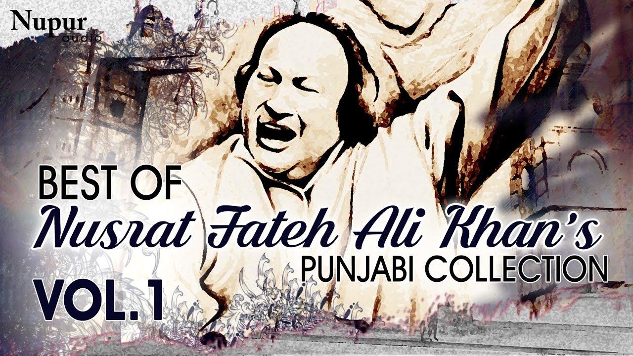 Download Best Of Nusrat Fateh Ali Khan | Evergreen Punjabi Qawwali Hits Collection Vol.1 | Nupur Audio