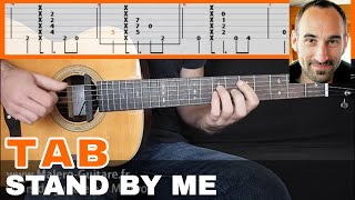 Stand By Me Guitar Tab