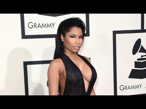 Nicki Minaj Bares Her Breasts In Sexy New Instagram Selfie -- See The Pic!