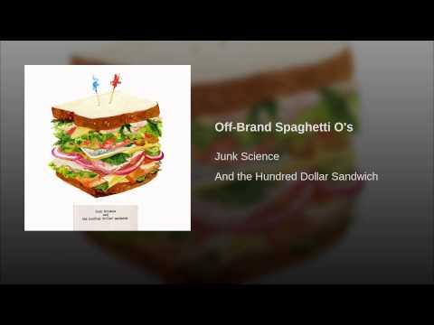 Off-Brand Spaghetti O's