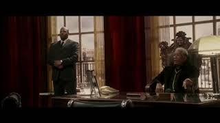 Я должен вам 96 000$ ... отрывок из фильма (Счастливое число Слевина/Lucky Number Slevin)2005